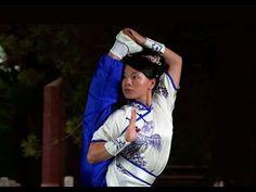 WUSHU TUTORIAL: Standing Split (Advanced Stretching)