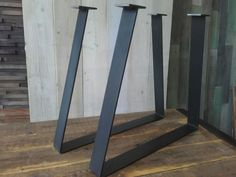 Tafelpoten - Woodindustries.nl