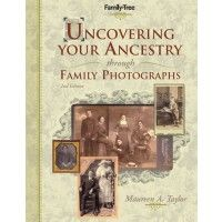 I have not read through this whole book yet, but what I have read is insightful and informative and makes me take another glance at the old family photos. Uncovering Your Ancestry Through Family Photographs | ShopFamilyTree