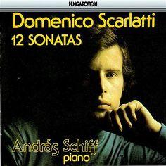 Scarlatti, D.: 12 Keyboard Sonatas de Andras Schiff
