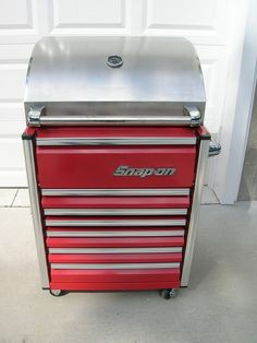 on the grill | Snap-on grill In Chicago area - The Garage Journal Board