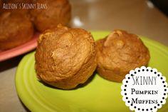 Skinny Jeans: Skinny Pumpkin Muffins