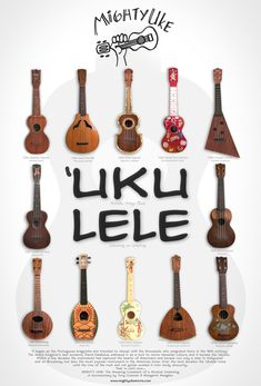 uke poster--Just saw the movie--loved every minute of it.