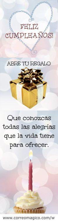 Mensajes De Cumpleaños Para Descargar |Postales de Saludos Feliz http://enviarpostales.net/imagenes/mensajes-de-cumpleanos-para-descargar-postales-de-saludos-feliz-278/ felizcumple feliz cumple feliz cumpleaños felicidades hoy es tu dia