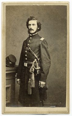 An Englishman in Union Blue