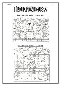 Alfabetização - Atividades Adriana