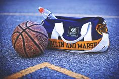 This is me Fashion Blog - Playing basketball with Franklin & Marshall #JoinFranklin