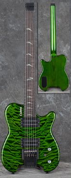 Carvin HH2 Holdsworth Signature Headless Guitar..Wow!