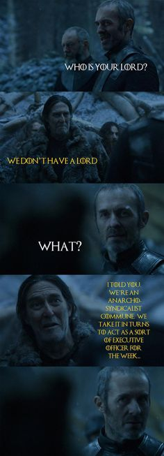 Monty Python Quotes Really Improve Game of Thrones
