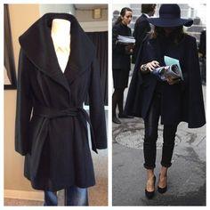 """Spotted while shopping on Poshmark: """"Wool dress coat""""! #poshmark #fashion #shopping #style #Jackets & Blazers"""