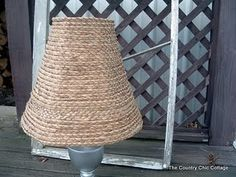 lamp shade how to