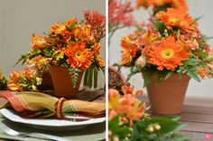Arranjo Floral | Laranja | 2012 | Realização e Foto: Fabiana Bellentani