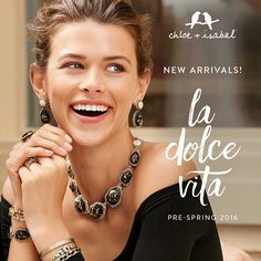 #jewelry #chloeandisabel #gorgeous #beautiful #love #bling #blingonbling #sparkle #dazzlin #fashionista #accessories #wow #italy #inspired click on link in bio for purchase