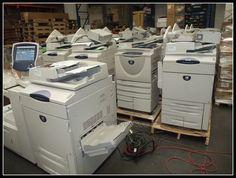 XEROX DC 240 / 242 / 250 / 252 / 260 copiers