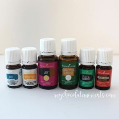 Don't forget, there are only a couple of days left to get one, some, or all these oils for FREE from Young Living!  If you ordered these oils individually they'd cost you over $150.  That's wholesale.  Retail would be even more, 24% more to be exact.  Super fabulous deal.  PLUS don't forget that placing a 300pv order is the ONLY way to get Peace & Calming right now so if you want some you better jump on that!  Does your home need toothpaste?  Hand soap?  Laundry soap?  Dish soap?  Lotion?…