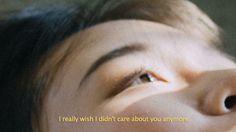 I really wish..