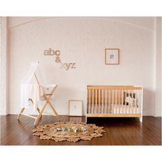 Little Co Love this muted colour and style #nursery #nurserydecor #baby #pregnant #pregnancy. Photography: @hellosamykins