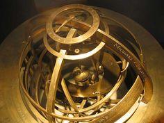 La Sphère armillaire - Le Mariage de la Science et de l'Art (4)