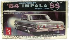 chevrolet impala 1964 AMT - Recherche Google