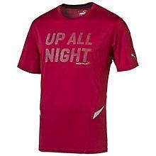 Running Night Cat T-Shirt