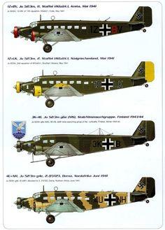 reinhardhimmler: Junkers Ju 52