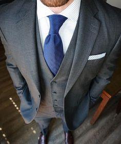 Kallistos Stelios Karalis ||| Luxury Connoisseur |||** Men's style inspiration - suits - ties - pocket squares