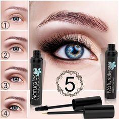 baaa7dbc513 #Mascara & #EyelashGrowthSerum : COMBO Kit for Eyelash & Eyebrow -  Grows