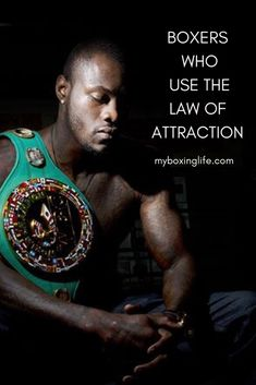 Read about the boxers who use the law of attraction, affirmations and visualisations to achieve their success. Boxing Training, Boxing Workout, Fitness Quotes, Fitness Motivation, I Know The Truth, Boxing Fight, Dating Coach, Frame Of Mind, Law Of Attraction Tips