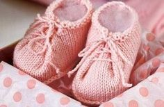Tiny feet require tiny shoes and we think you'll be hard-pressed to find a cuter pair than these.The perfect knitting pattern for a speedy project, these seriously sweet booties have a lovely lace-up look and are suitable for both girls and boys. Sized to fit a tot between the ages of 3 and 9 months, they'd make a fabulous gift to take along to a baby shower.To ensure they're super-soft for baby's feet, we like working them in a cotton DK. To get this baby booties knitting pattern PDF for…