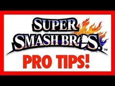Smash Brothers Wii U - PRO TIPS!