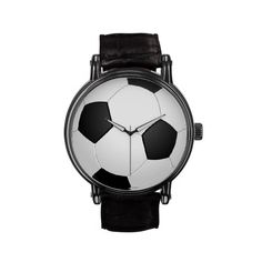 SOCCER WATCH #soccer #watch #leather #football #futbol