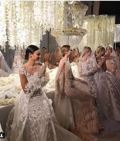 Angel Princess, Princess Castle, Haute Couture Dresses, Haute Couture Fashion, Prom Outfits, Fashion Outfits, Fashion Fashion, Bridesmaid Dresses, Wedding Dresses