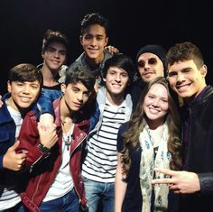 Some of CNCO, Erick, Joel Christopher and Zabdiel Brian Colon, Ricky Martin, Funny Me, All About Time, Fangirl, Bae, Cute Outfits, Guys, Couple Photos