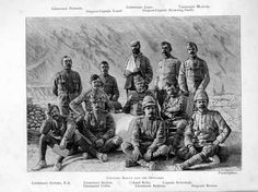 James Graves Kelly, CB.  Unaware of the relief force being sent under Major-General Sir Robert Low, Lieutenant Colonel Kelly assembled a force from Gilgit determined to relieve the besiged fortress at Chitral.  With 300 men of the 32nd Sikh Pioneers, some Kashmiri infantry, Hunza irregulars and two outdated mountain guns, Kelly's tiny force crossed 200 miles of high mountains in winter and fought two battles in just 28 days, arriving to relieve Chitral two days ahead of Low's 15,000 man…
