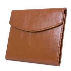 Leather Workshop | Compact Leather Workshop Folio for Apple iPad Mini, Fits Junior Legal ...