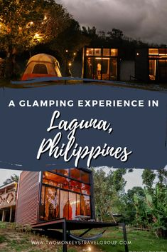 Do you know that glamping is now a hot topic when we talk about a staycation? Yes! Glamping is now being recognized in the country as one of the best things to do to relieve your stress. Recently, we discovered this glamping site located just southeast of Metro Manila. BLOC Camp Site is the pioneer of glamping in Laguna!