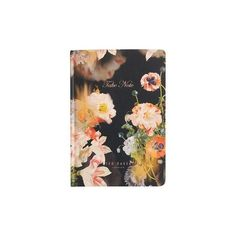 Ted Baker Floral Journal (€13) ❤ liked on Polyvore featuring home, home decor and stationery