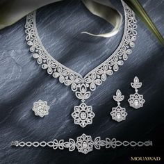 Mouawad high jewelry sets