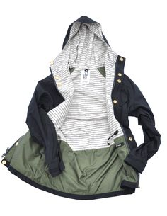 The Huddersfield Parka. So expensive but SO perfect!