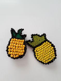 Ananas broşlar 😊