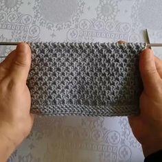 Knitting Paterns, Knitting Videos, Knitting Charts, Easy Knitting, Knit Patterns, Knitting Projects, Crochet Stitches, Knit Crochet, Kids Knitting