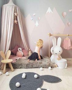 Miffy lampe, big girl bedrooms, girls bedroom canopy, little girl rooms Baby Bedroom, Baby Room Decor, Nursery Room, Girls Bedroom, Girl Nursery, Room Girls, Kid Bedrooms, Miffy Lampe, Kids Room Design