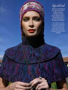 "leahcultice:  "" Tiiu Kuik by Michael Filonow for Vogue Latin America  """