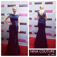 Say yes to the Dress with designer Nina Couture for Prom 2017 at Nina's Collection Boutique. Yes To The Dress, Couture, Beautiful Dresses, Congratulations, Prom, Boutique, Formal Dresses, Celebrities, Happy