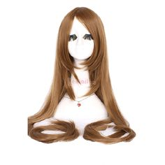 Supper Long Straight Light Brown Cosplay Party Wigs Brand name: L-email wig Color: Brown Length: inch Features: You can wear it to do Wigs, Aurora Sleeping Beauty, Cosplay, Disney Princess, Disney Characters, Brown, Party, Color, Colour