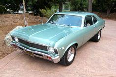1968 Chevrolet Nova / Chevy II. Please may I have it?!!!