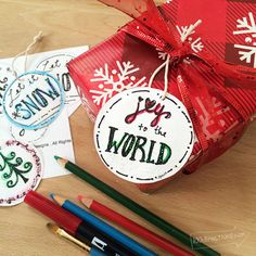 Printable Winter Gift Tags you can color yourself - designed by Jen Goode winter-gift-tag-art-Jen-Goode