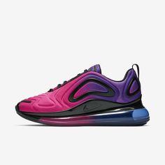 save off cc41b 07e59 Nike Air Max 720 Women s Shoe Hyper Grape Black Hyper Pink