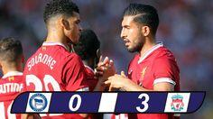 Solanke và Salah nổ súng, Liverpool thắng dễ Hertha Berlin