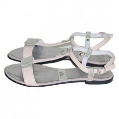 Summer Of Love, Shoes Sandals, Mint, Peppermint